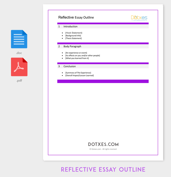 30  essay outline templates