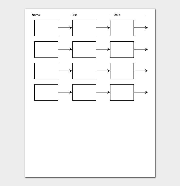 image relating to Blank Timeline Printable named Timeline Templates for Children - 15+ No cost Pattern Timelines - Dotxes